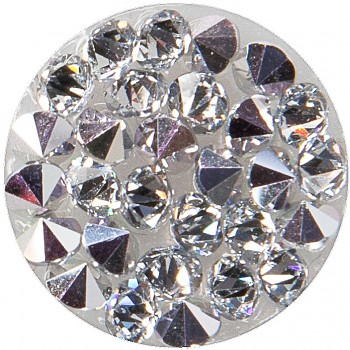 crystal ROCKS 15 CRYSTAL CAL