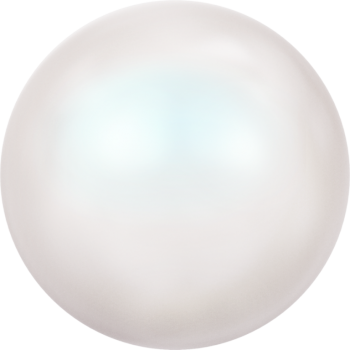 5818 MM  8 CRYSTAL PEARLESCENT WHITE PEARL