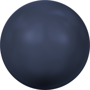 5810 MM  3 CRYSTAL NIGHT BLUE PEARL