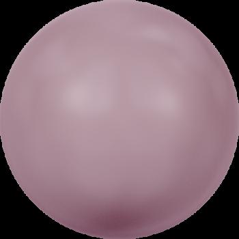 5810 MM  3 CRYSTAL POWDER ROSE PEARL