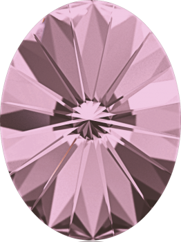 4122 MM 14x10,5 CRYSTAL ANTIQUE PINK F