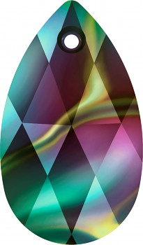 6106 MM 16 CRYSTAL RAINBOW DARK