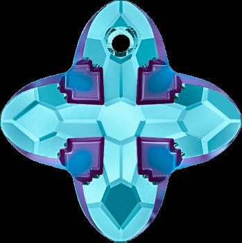 6868 MM 14 AQUAMARINE METALLIC BLUE Z F