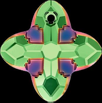 6868 MM 24 PERIDOT SCARABAEUS GREEN Z F