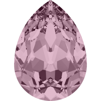 4320 MM 18x13 CRYSTAL ANTIQUE PINK F