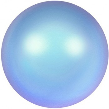 5810 MM  8 CRYSTAL IRIDESCENT LIGHT BLUE PEARL