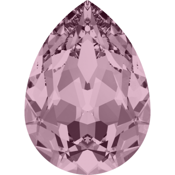 4320 MM 10x7 CRYSTAL ANTIQUE PINK F