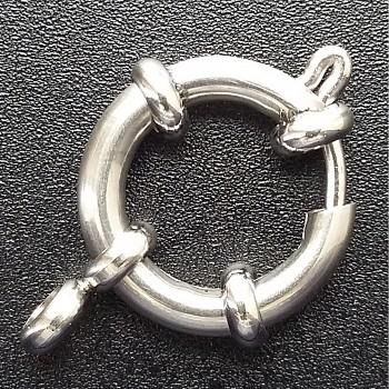STEEL Pérový kroužek ocelový 15mm