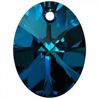 6028 MM 18 CRYSTAL BERMUDA BLUE