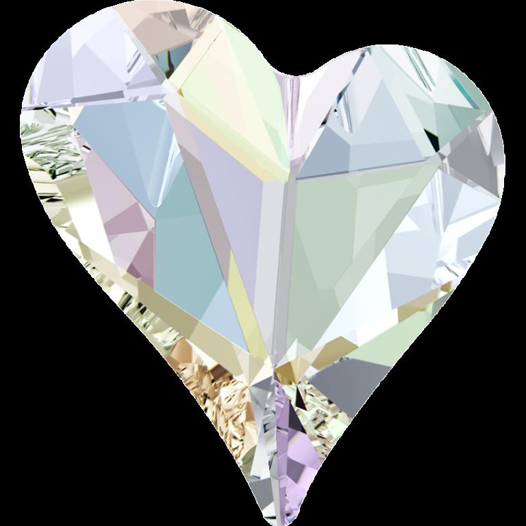 4810 Swarovski® Fancy Stones Sweet Heart 13X12