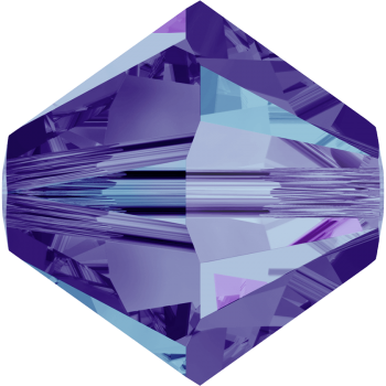5328 MM  6 CRYSTAL HELIOTROPE