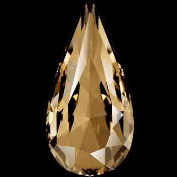 4322 MM 18x9 CRYSTAL GOLDEN SHADOW F