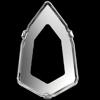 Kotlík SLIM TRILLIANT 4707/S MM 13.6x8.6 3PH2OH Rhodium našívací