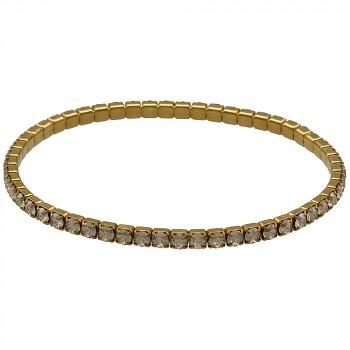 Bracelet MULTIelastic GOLDEN SHADOW Gold Plated