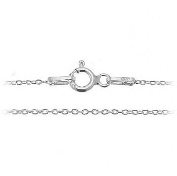 Chain ANCHOR 1mm 45cm 1.19g Ag