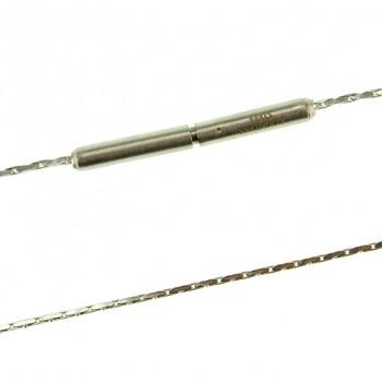 NEREZ řetízek 0.8mm - 46cm bajonet