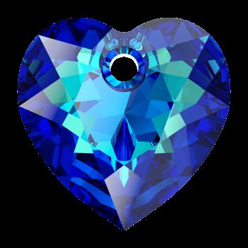 6432 MM 10,5 CRYSTAL BERMUDA BLUE P