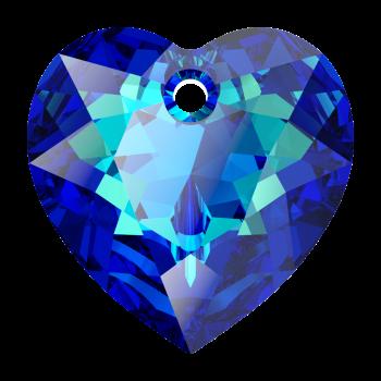 6432 MM 14,5 CRYSTAL BERMUDA BLUE P
