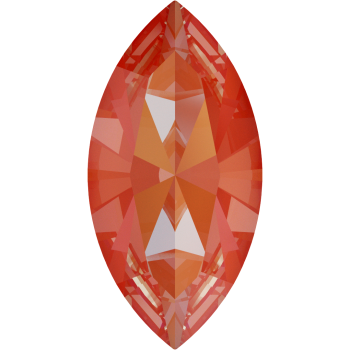 4228 MM 10x5 CRYSTAL ORANGE GLOW DeLite