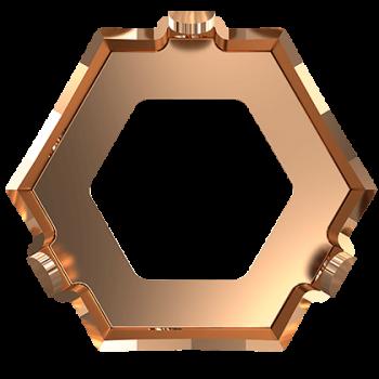 Kotlík KALEIDOSCOPE HEXAGON 4699/S MM 9.4x10.8 3PH2OZ Surový našívací
