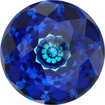1400 MM 18 CRYSTAL BERMUDA BLUE F