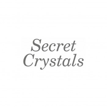 40512 082001 001WHITE 0 CRYSTAL - 12mm