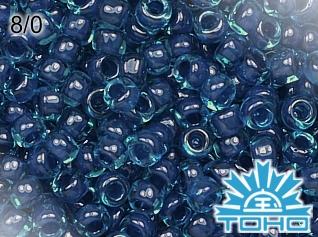 TOHO Inside-Color Aqua/Capri Lined