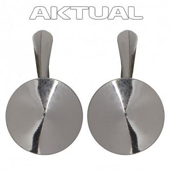 Náušnicové klapka RIVOLI SX 12mm Ag925 0.98g (RIklapka12sxAg)