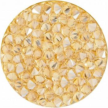 crystal ROCKS 15 CRYSTAL GOLDEN SHADOW