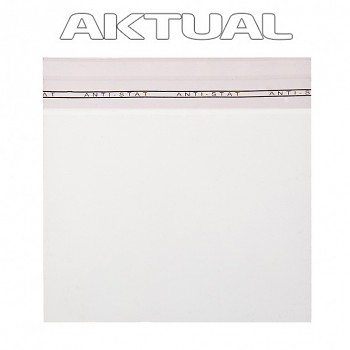 Sáček celofánový lesklý  40x 70 mm samolepící - speciální celofán maximálně zpomalující černání stříbra