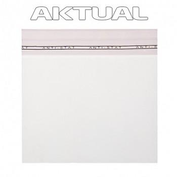 Sáček celofánový lesklý 140x120 mm samolepící - speciální celofán maximálně zpomalující černání stříbra