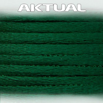 Cord 100% VISCOSE 2mm EMERALD