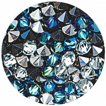crystal ROCKS 25 CRYSTAL BERMUDA BLUE PEPPER
