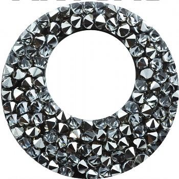 crystal ROCKS 25 VICTORY GREY METALLISÉE