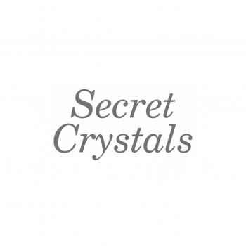 5328 MM  4 CRYSTAL IRIDESCENT GREEN