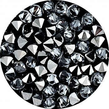 crystal ROCKS 25 GREY METALLISEE
