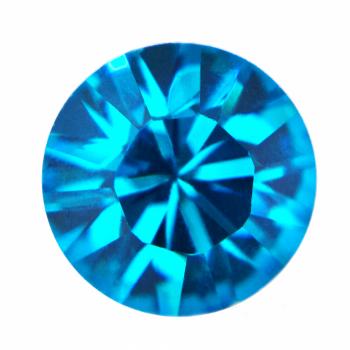 1028 PP  6 CRYSTAL BERMUDA BLUE F
