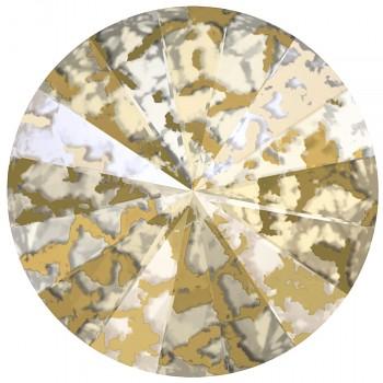 1122 MM 12 CRYSTAL GOLD-PATINA F