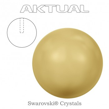 5818 MM  8 CRYSTAL GOLD PEARL