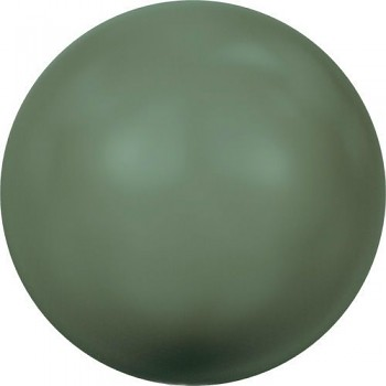 5818 MM  6 CRYSTAL DARK GREEN PEARL