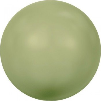 5818 MM  6 CRYSTAL LIGHT GREEN PEARL