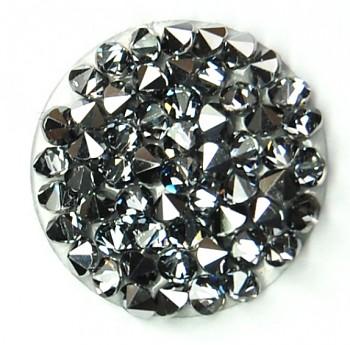 crystal ROCKS 25 CRYSTAL LIGHT CHROME