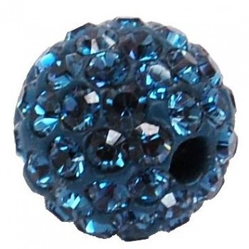 sparkly BEAD  8mm/1.8 MONTANA